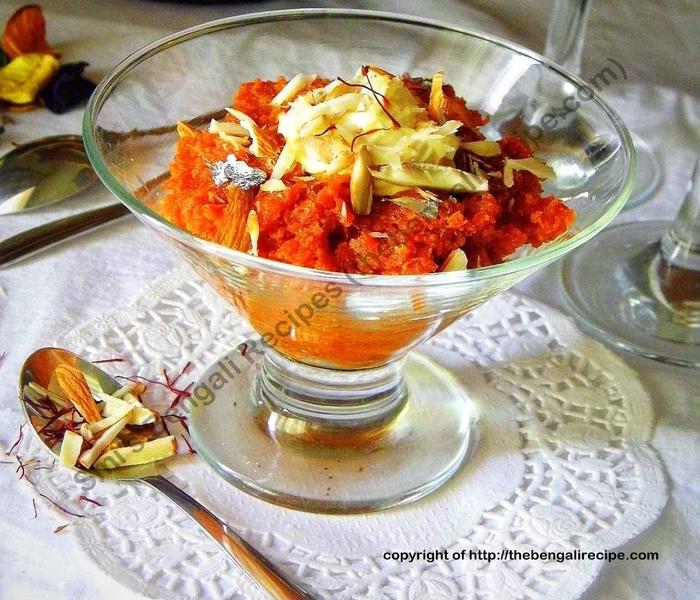 Gajorer halua indian gajar halwa desserts and drinks all recipes bengali recipe of gajorer halua or indian gajar ka halwa bengali dessert gajar halwa recipe forumfinder Choice Image